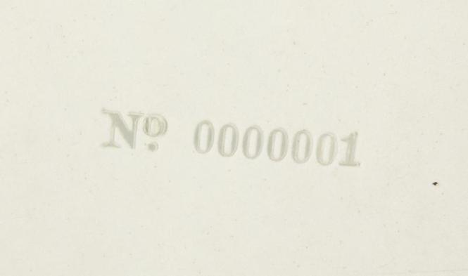 the White Album number 1